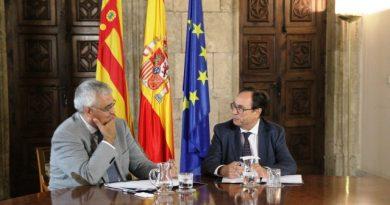 Andalucía y la Comunitat defiende un nuevo modelo de financiación