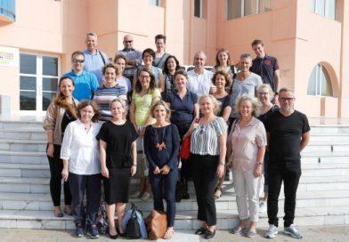 Profesionales del sector sanitario noruego se interesan por l'Alfàs