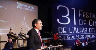 El Festival de Cine de l'Alfàs del Pi dona cerca de 4.000 euros a Médicos Sin Fronteras