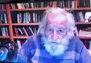 """Chomsky: """"el COVID19 ha demostrado la reacción humana espontánea"""""""