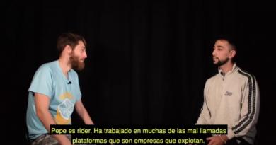 Dos jóvenes politólogos estrenan un programa de entrevistas en YouTube para abordar la precariedad laboral
