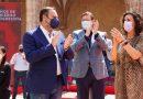 Ábalos y Puig vuelve a escenificar una tregua en el socialismo valenciano más allá del próximo congreso