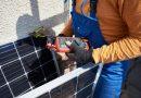 España crea casi una empresa de instalación de energías renovables al día