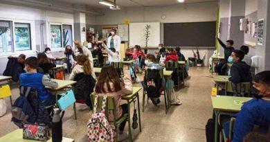 Primera semana del curso escolar: confinados 33 grupos de 28 centros educativos