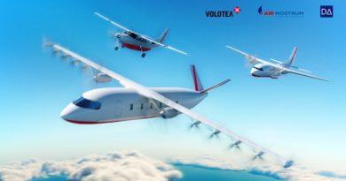 Así será el primer avión 100% eléctrico de Volotea, Air Nostrum y Dante Aeronautical